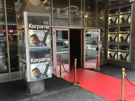 """Galapremiär för """"Korparna"""""""