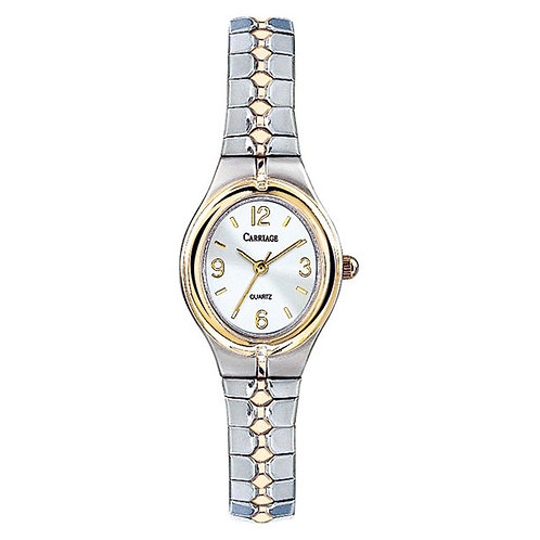 New Timex Carriage Ladies Watch