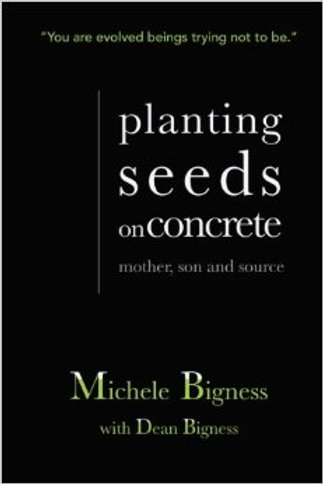 Planting Seeds on Concrete - Soft Cover