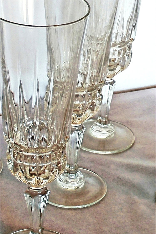 Cristal Toasting Flutes