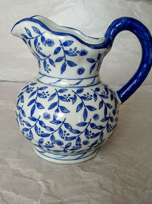 Chintz Porcelain Pitcher