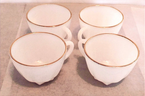 Anchor Hocking Tea Cups