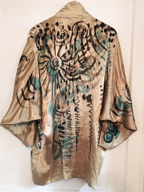 Marrika Nakk Kimono Duster