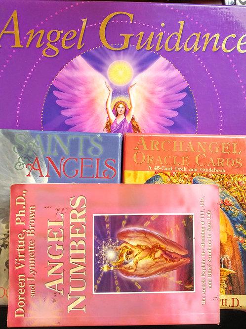 Doreen Virtue Angel Package
