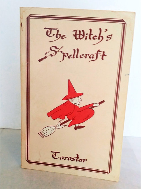 The Witch's Spellcraft by Tarostar
