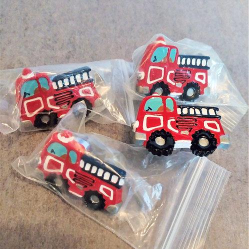 Allison-Amerock Fire Truck Dresser Pulls