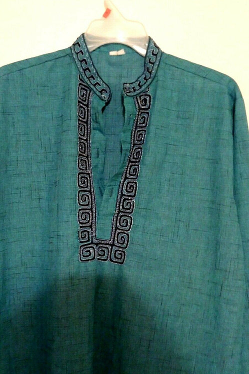 Kurti Tunic Silk Blend Sz 14