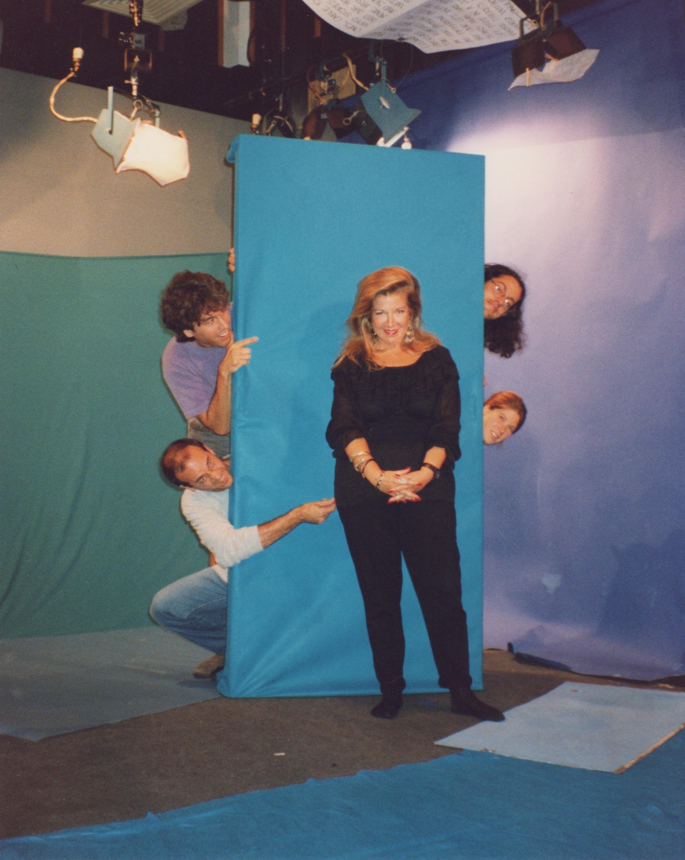 Joan & crew