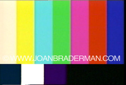 COLOR BARS watermarked