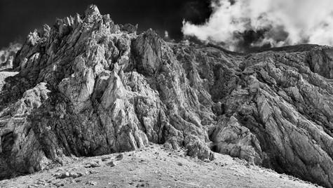 Malecoste, cresta Nord - Gran Sasso