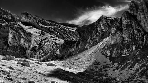 Malecupo, Monte Corvo - Gran Sasso