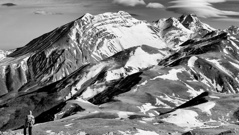 veduta da Monte San Franco - Gran Sasso