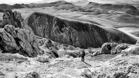 Monte Infornace, via Cieri - Gran Sasso