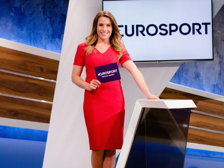 Medienmitteilung: Birgit Nössing wird neue Eurosport-Moderatorin