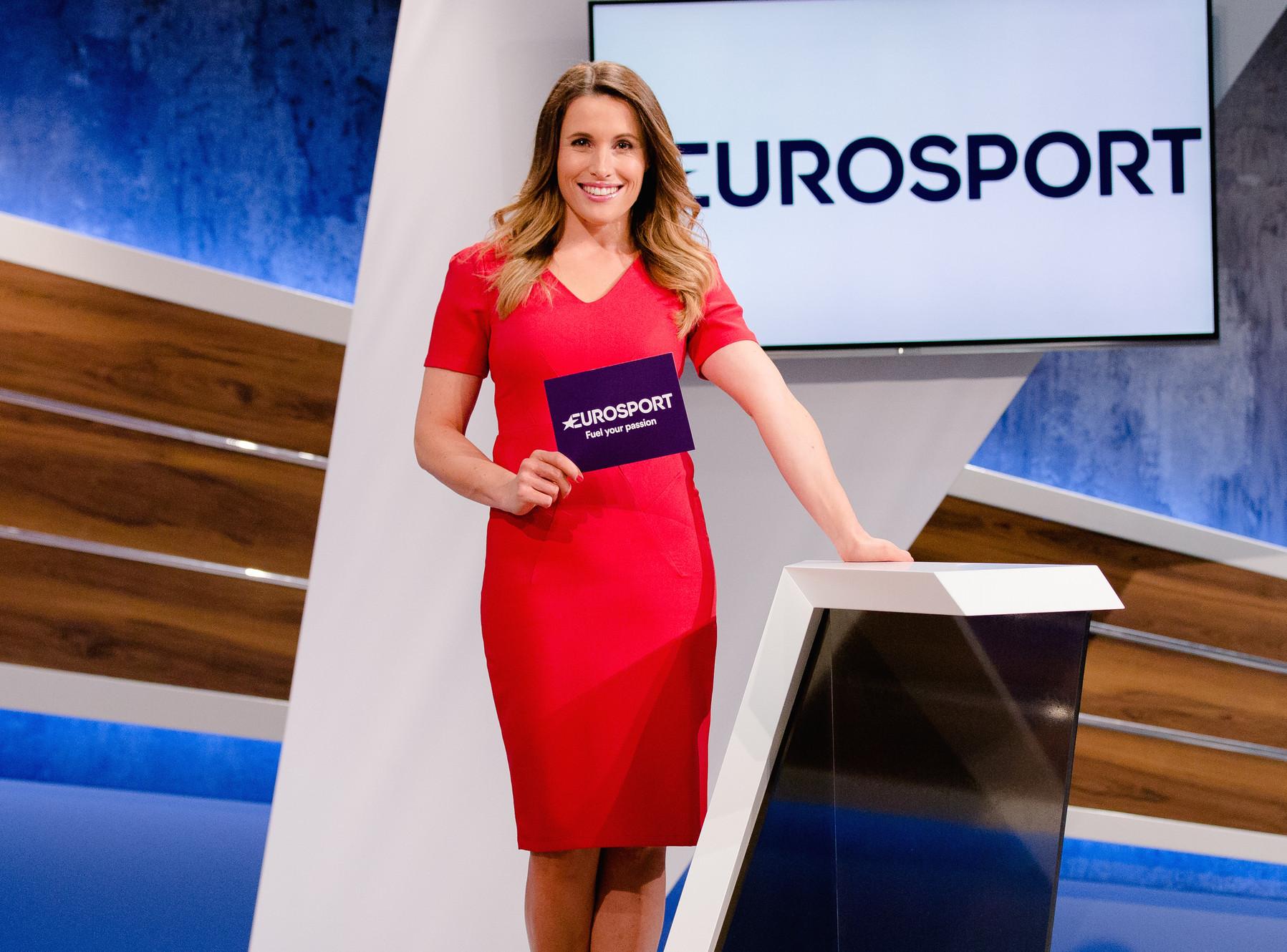 Eurosport Moderatorin