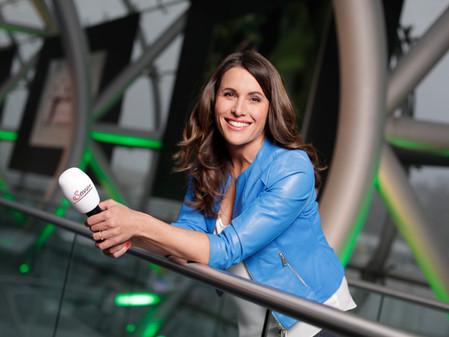 Medienmitteilung: Birgit Nössing wird neue Moderatorin bei Sport & Talk