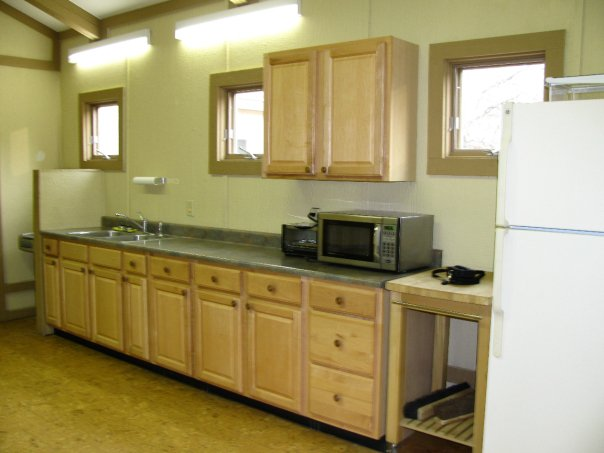 Cedar Center Kitchenette