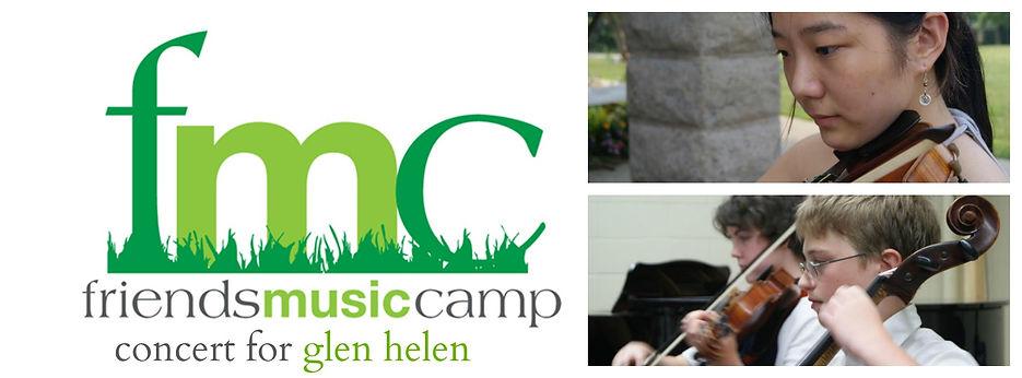 Friends Music Camp Benefit Concert