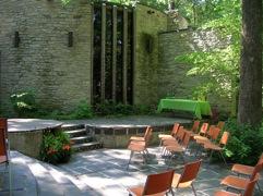Vernet patio
