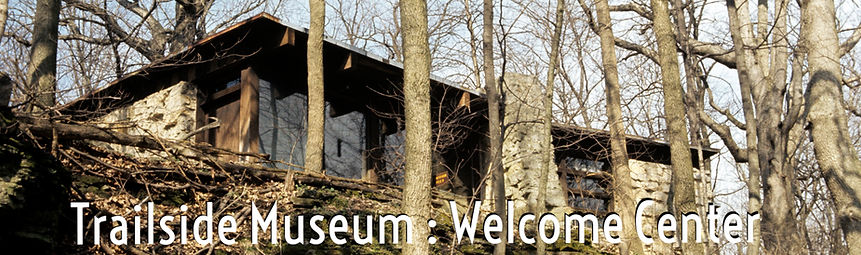Trailside Museum : Welcome Center