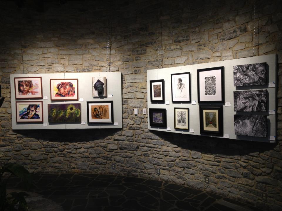 Atrium Gallery Paintings 2013