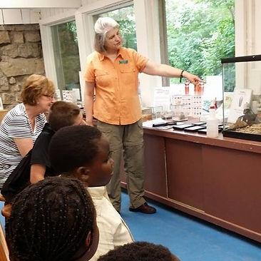 Educational Programs at Glen Helen