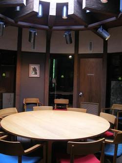 Round Room Meeting Space