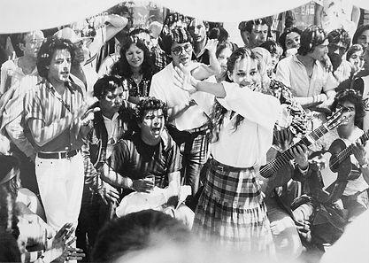 1982 Saintes Maries de la Mer, Foto Ruedi Ledermann