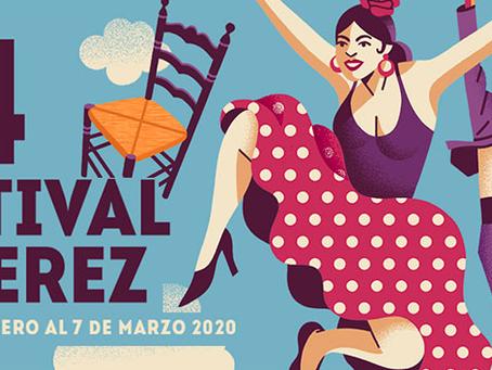 Flamenco-Festival in Jerez de la Frontera