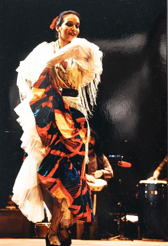 1991 Royal Albert Hall c-Rony Stocker _