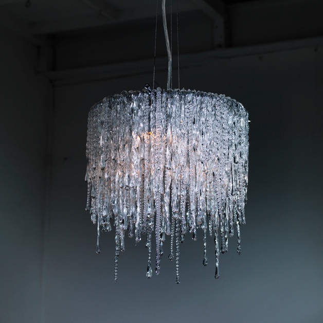 Waterfall Chandelier. Photo: Shannon Tofts.