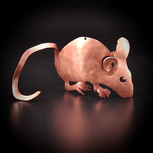Peanut Mouse Sculpture