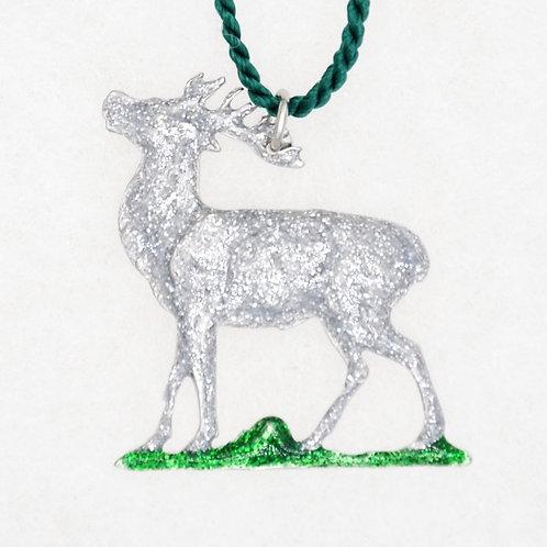 White Hart Ornament