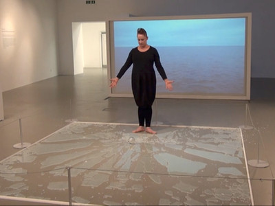 Performance National Glass Centre opening