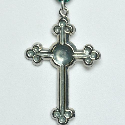Trefoil Cross Ornament