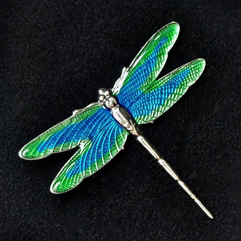 Dragonfly Tie Tack Pin