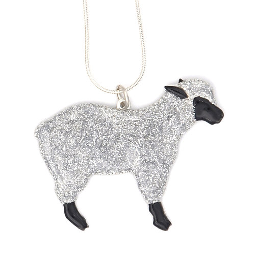 Sheep Necklace