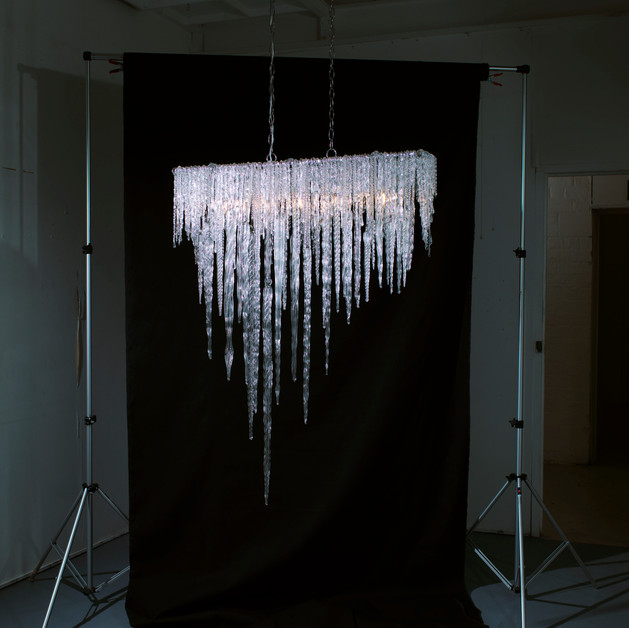 Niagara Chandelier. Photo: Shannon Tofts.