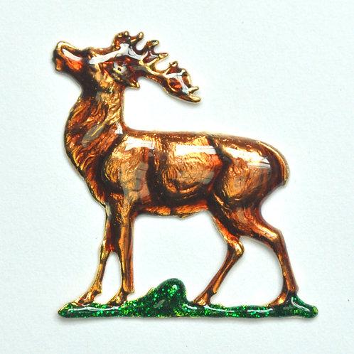 Deer Tie Tack Pin