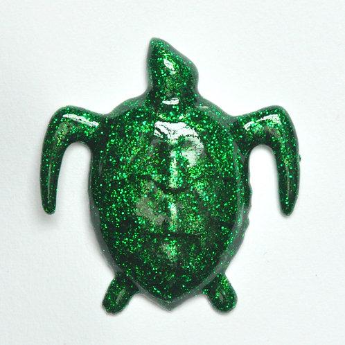 Sea Turtle Tie Tack PIn
