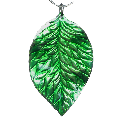 New Leaf Necklace