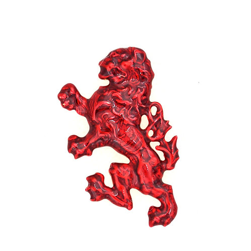Scottish Rampant Lion Tie Tack Pin