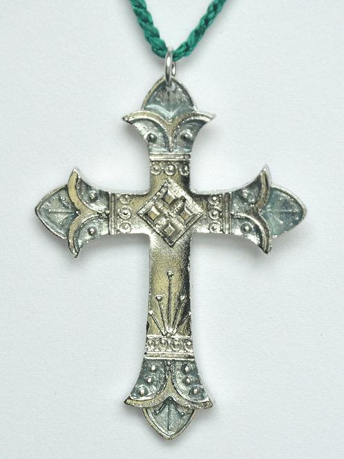 Eastlake Cross Ornament