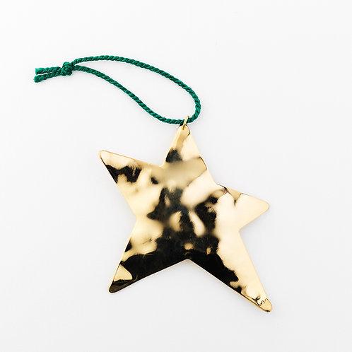 Hand Hammered Star