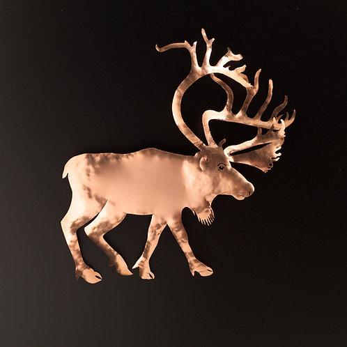 Reindeer Tree Topper