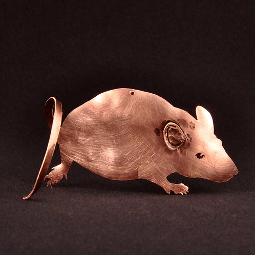 Ratty Mouse