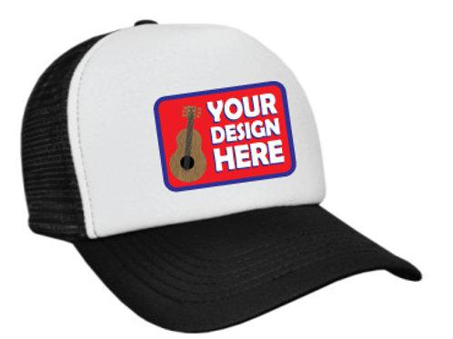 75 Trucker Hats - your design