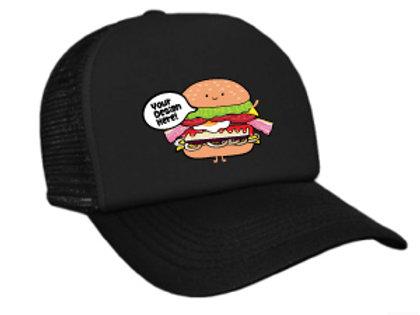 100 Trucker Hats - your design