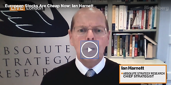 Ian Harnett on Bloomberg TV