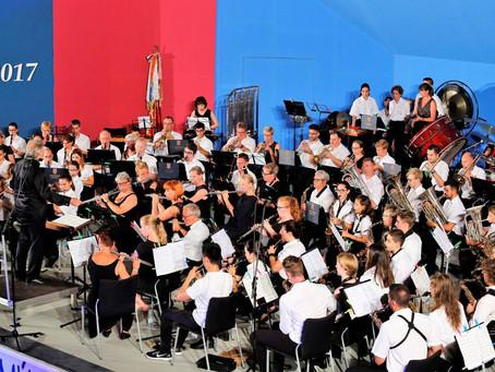 Las Bandas de Dinamarca y Torrevieja, clausuran un Festival de Bandas único